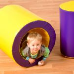 Tumbly Roly Soft Play Cylinder And Tube
